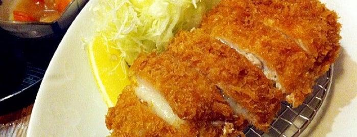 Katsu King is one of Favorite Food.