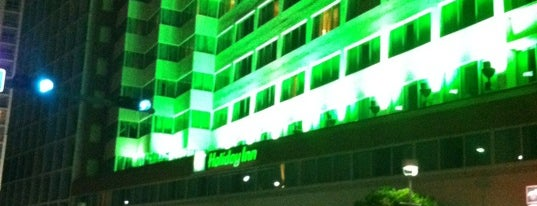 Holiday Inn Port Of Miami-Downtown is one of Hoteles donde estuve.