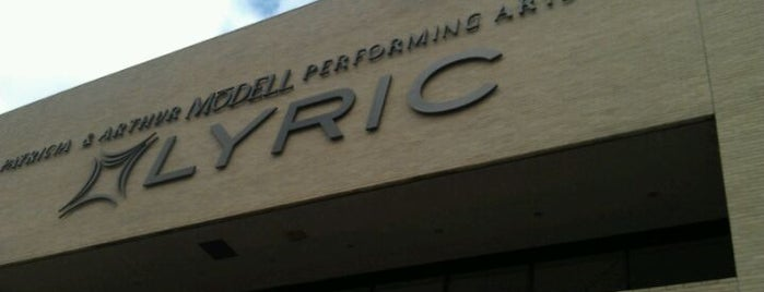 Modell Performing Arts Center At The Lyric is one of December bucket list.