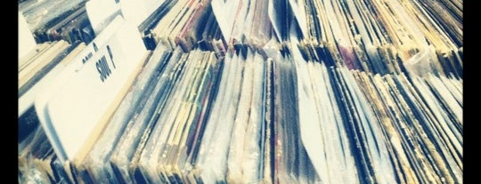 Hyde Park Records is one of Chicago Favorites.