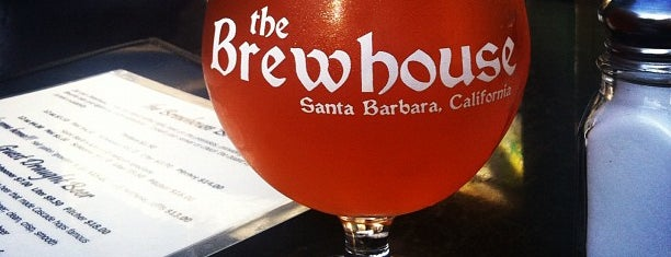 The Brewhouse is one of breweries.