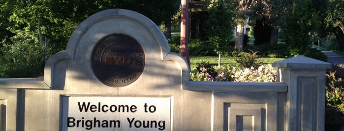 Brigham Young University is one of NCAA Division I FBS Football Schools.