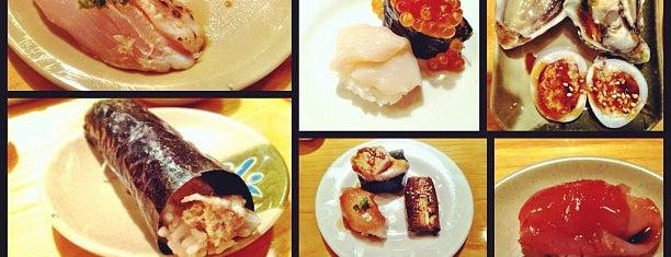 Sushi Sasabune is one of NYC Restaurants: To Go Pt. 2.