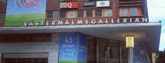 Västermalmsgallerian is one of All-time favorites in Sweden.