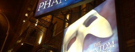 Majestic Theatre is one of Mis lugares más queridos !.