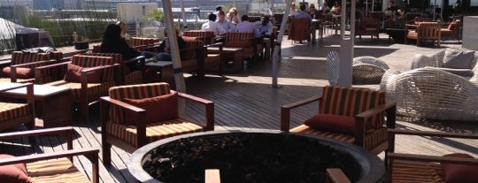 The San Deck is one of Johannesburg.