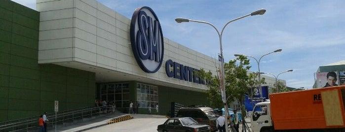 SM Center Las Piñas is one of Manila.