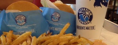 Elevation Burger is one of Lukas' South FL Food List!.