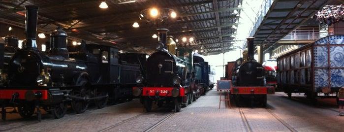 Het Spoorwegmuseum is one of My Faves.
