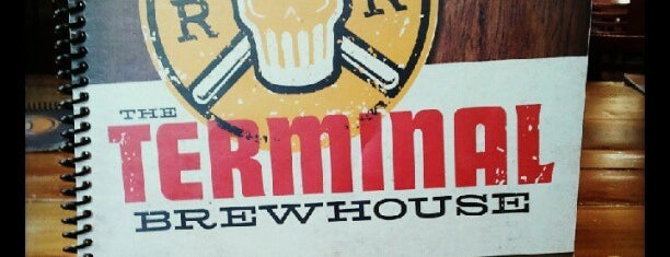 Terminal Brew House is one of #416by416 - Dwayne list1.