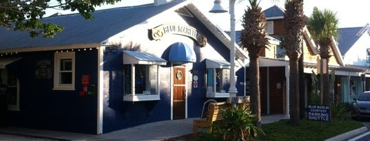 Blue Marlin is one of Anna Maria Island - Best places.