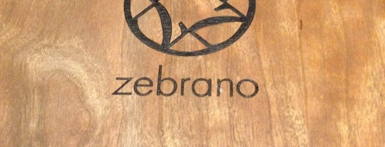 Zebrano's is one of Bars & clubs - London.