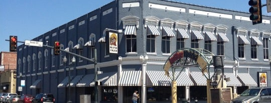 The Blind Tiger is one of The Shreveport Experience.