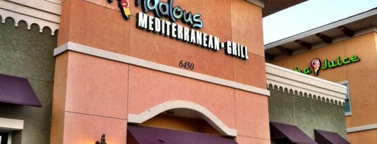 Andalous Mediterranean Grill is one of Dallas.