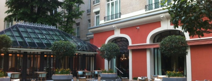 Le Royal Monceau is one of Paris.