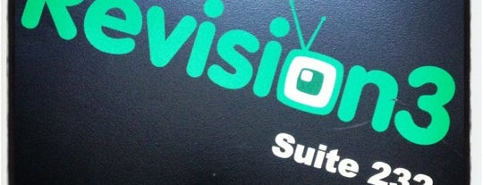 Revision3 is one of Podcast Studios.
