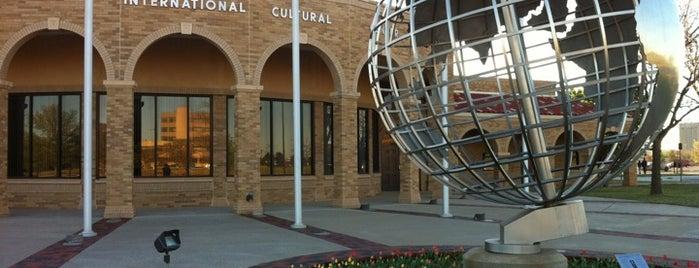 TTU - International Cultural Center is one of Hidden Treasure Campus Tour.