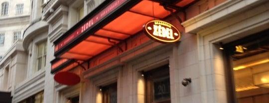 Brasserie Zédel is one of Good eats in London - UK.