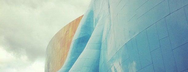 Museum of Pop Culture (MoPOP) is one of Seattle Bucketlist.