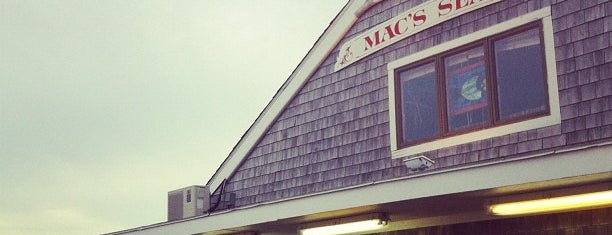Mac's Seafood Wellfleet Pier is one of All-time favorites in United States.