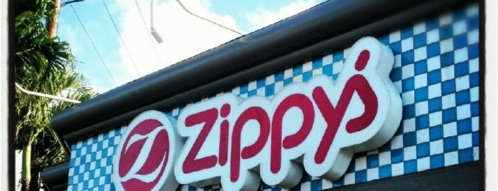 Zippy's Kapahulu is one of Take-out Only Locations.