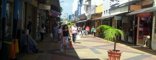 Calçadão da Rua Sete is one of Calioni pelo mundo!.