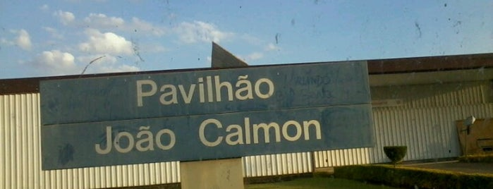 Pavilhão João Calmon (PJC) is one of UnB.
