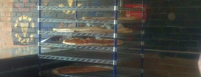 Serious Pizza is one of Let's eat pizza in D-FW!.