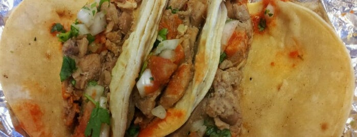 West Coast Tacos is one of A foodie's paradise! ~ Indy.