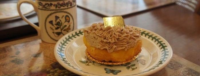Juliette is one of Coffee&desserts.