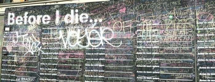 Before I Die is one of District of Art.
