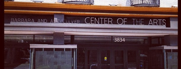 Culver Center of the Arts is one of Favorite Arts & Entertainment.
