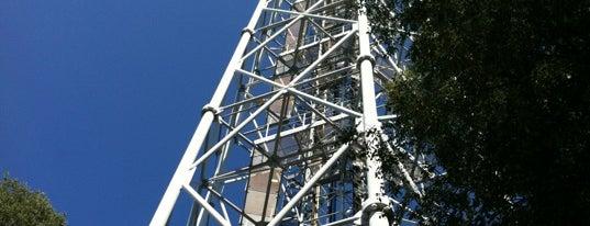Torre Branca is one of Best places in Milan.