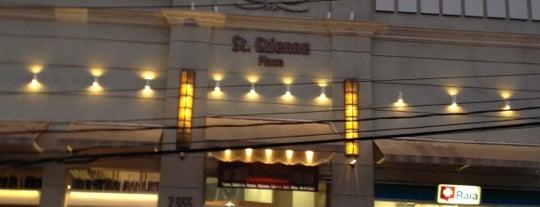 St. Etienne is one of Café da Manhã.