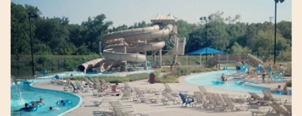 Furman Aquatic Center is one of Best places in Ames.