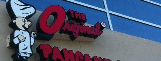 The Original Pancake House is one of Dallas Restaurants List#1.