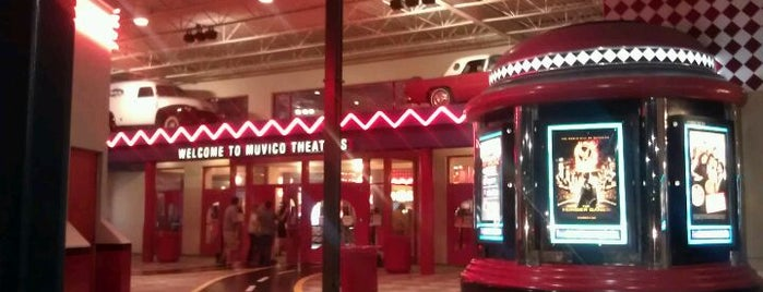 Muvico Starlight 20 Theater is one of Things to do in Tampa Bay.