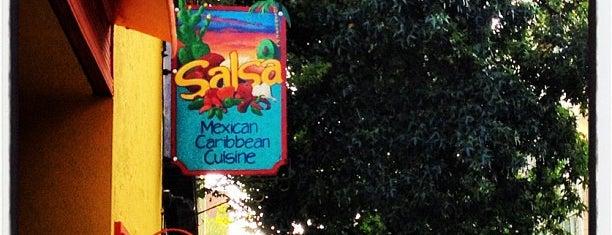 Salsa's is one of Best Restaurants in Asheville,NC..