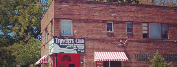 Travelers Club International Restaurant and Tuba Museum is one of Michigan Breweries.