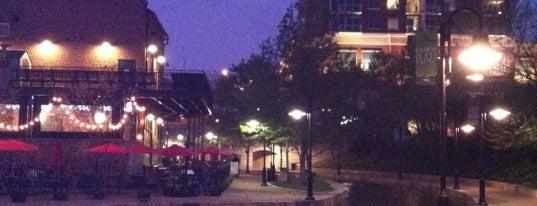 Canal Walk is one of RVA parks.