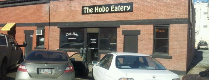 Little Hobo Soup & Sandwich Shop is one of Kelowna.