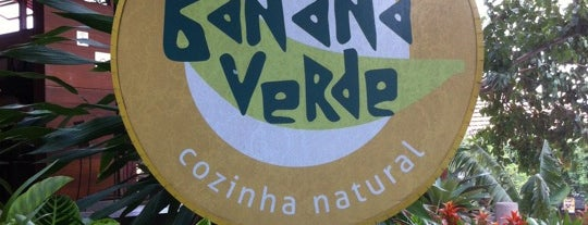 Banana Verde is one of Pra almoçar.