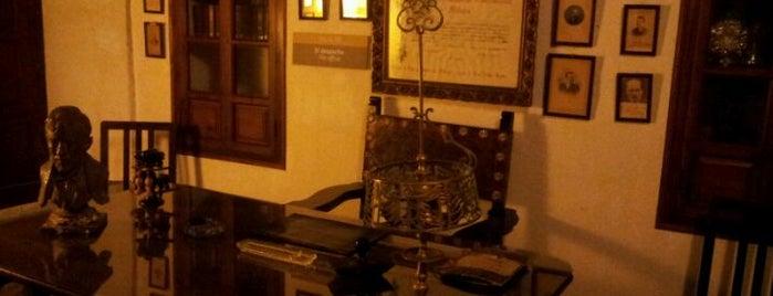 Museo de Artes y Costumbres Populares is one of 101 cosas que ver en Málaga antes de morir.