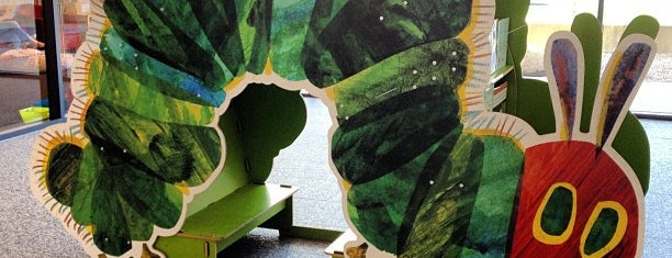 The Eric Carle Museum Of Picture Book Art is one of Western MA Redux.