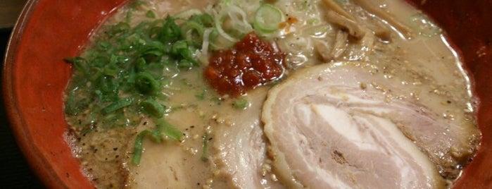 ちゃぶとん (Chabuton) ヨドバシAKIBA店 is one of らめーん(Ramen).