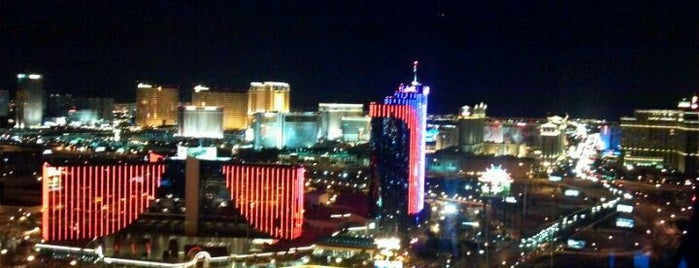GHOSTBAR is one of Vegas nightlife.