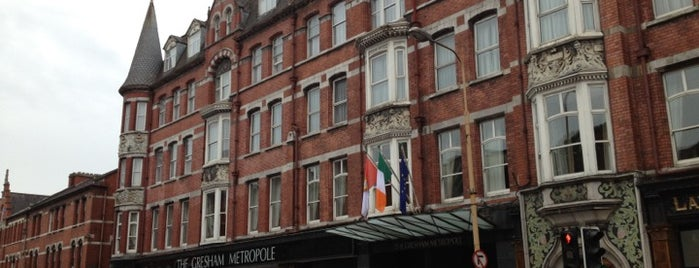 The Metropole Hotel is one of Hotels Round The World.