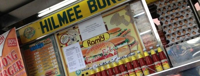 Hilmee Burger is one of Burgers @ Penang.