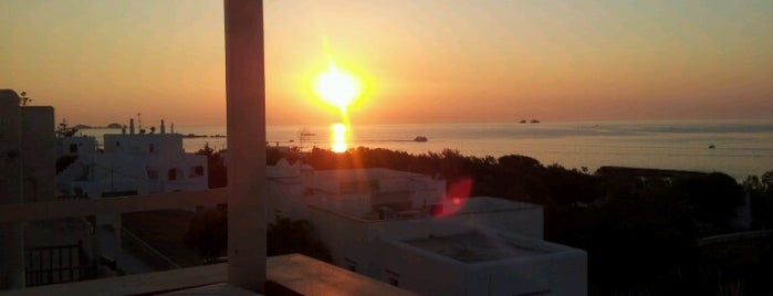Norio's Restaurant Japanese & chinese Cuisine is one of Paros Top.