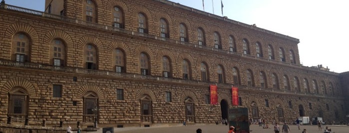 Palazzo Pitti is one of Italy 2014.